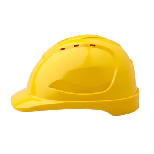 ProChoice Hard Hat Vented Low Profile Yellow