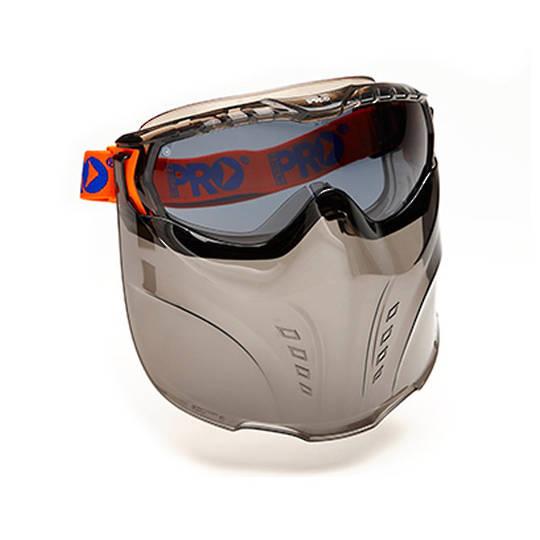 ProChoice Vadar Goggle Visor Combo Smoke