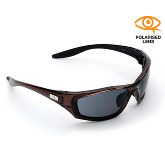 ProChoice Safety Glasses Mercury Smoke Polarised