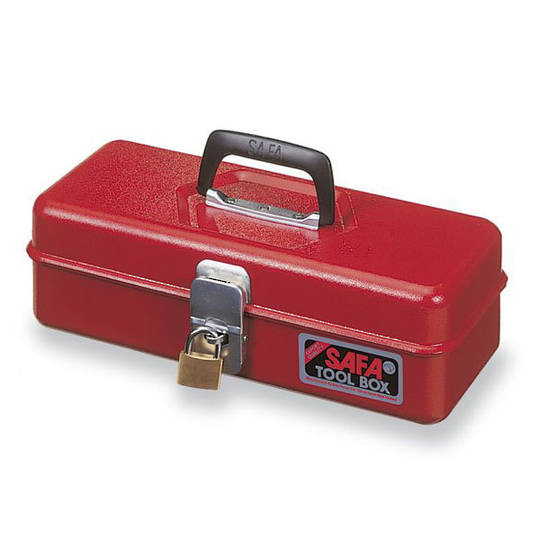 Safa Toolbox Medium No Tray