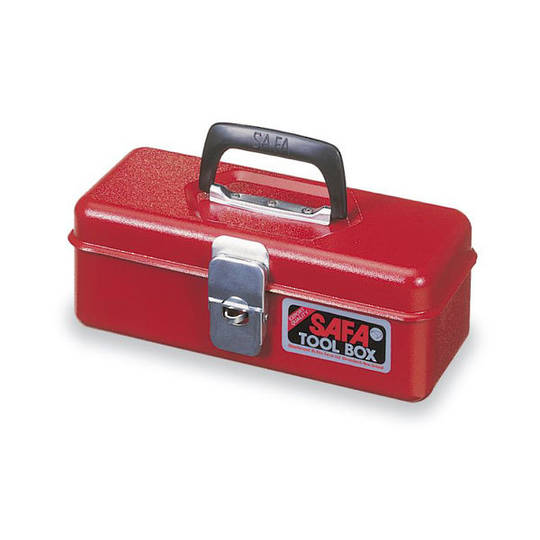 Safa Toolbox Small No Tray