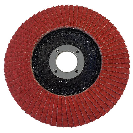Tusk Ceramic Flap Discs 125mm