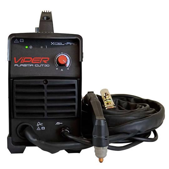 Viper CUT30 Inverter Plasma Cutter, 10 Amp Plug