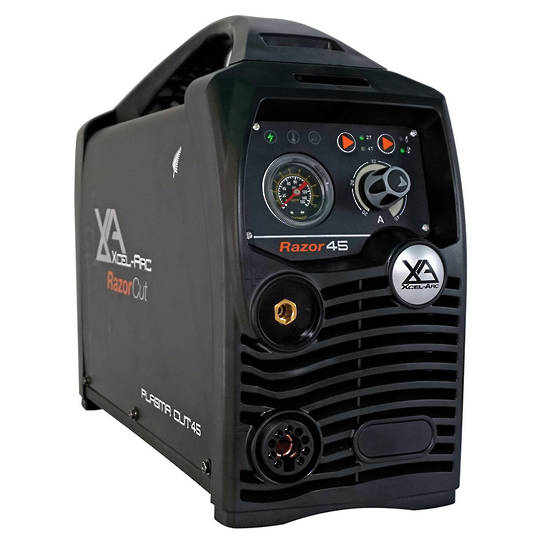 RazorCut-45 Inverter Plasma Cutter, Single Phase