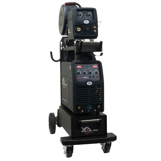 RazorWeld MIG350 SWF MIG/MMA/TIG Inverter Welder