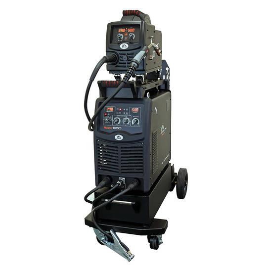 RazorWeld MIG500 SWF MIG/MMA/TIG Inverter Welder