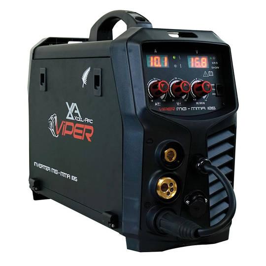 Viper MIG185 MIG/MMA/TIG Inverter Welder