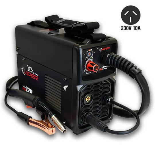 Viper Mig Welder 120AMP Package