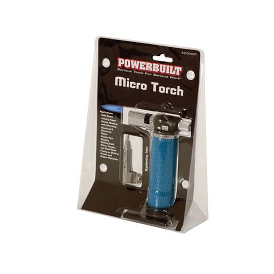 Soldering Torch Micro Powerbuilt