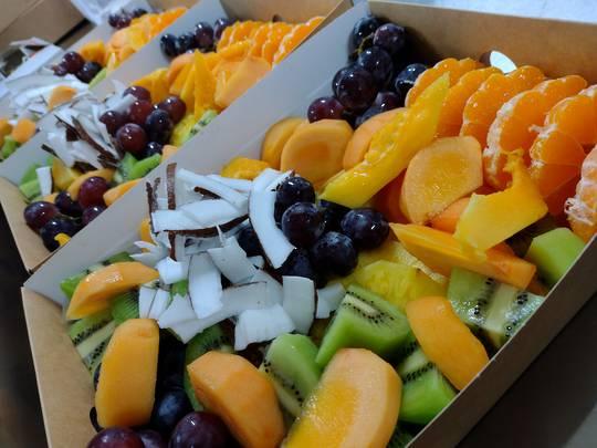 Gia's Fruit Platter for 20 - 25 ppl