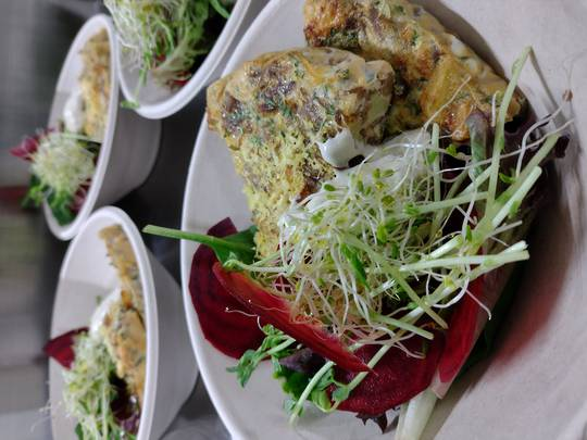 5 Gourmet Meals tailored by the Chef