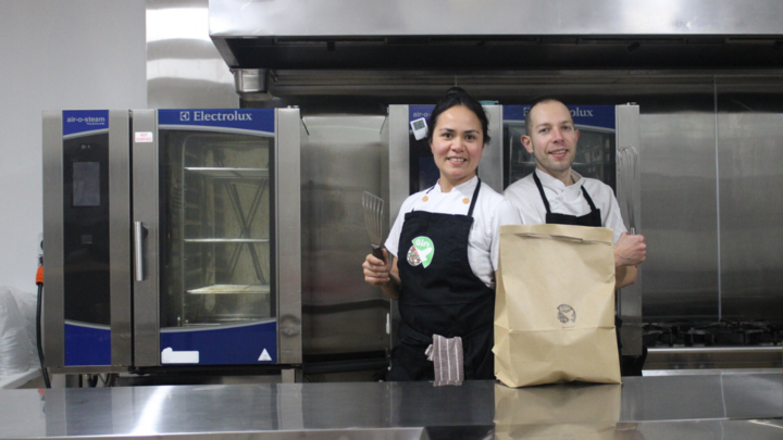 Meal service Gia's Grab&Go mixes Pacific and Italian flavours