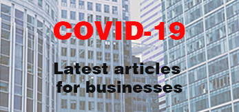 COVID-19 latest articles for business