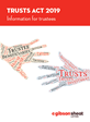 Trust Act 2019 booklet cover page