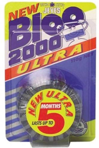 Jeyes Cleaner Toilet Bloo 2000 Packet 100g