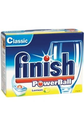 Finish Tablets Classic Lemon 30 tabs in Box