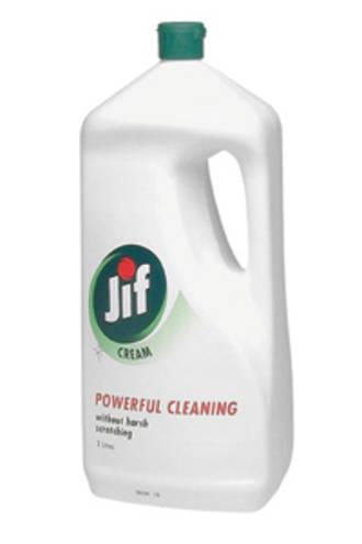 Jif Creme Cleanser Regular Bottle 2l