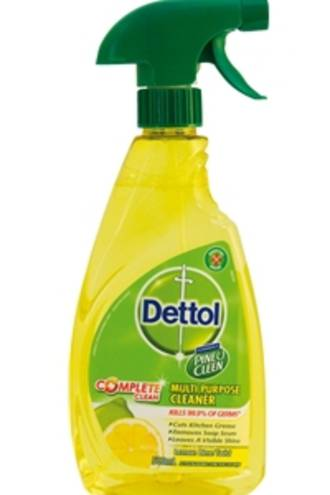 Dettol Multipurpose Cleaner Lemon Lime Trigger 500ml