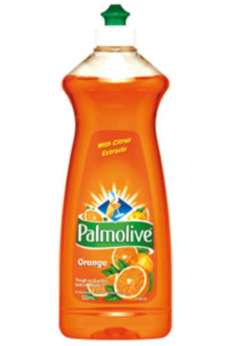 Palmolive Dishwash Orange Bottle 500Ml