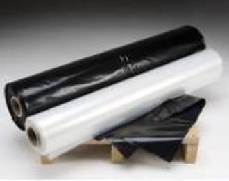 Polythene Black 2m x 50m x 125um