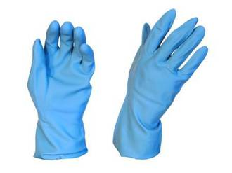 3900 Series Silver lined household rubber Gloves