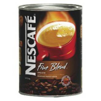 Nescafe Fine Blend Instant Coffee, 500gm