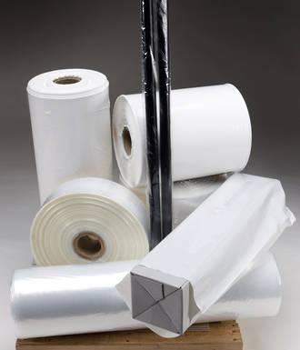 Plastic Tubing - 750mm x 70mu x 25kg