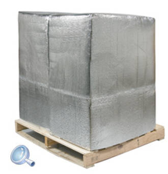 Standard Insulated Pallet Covers