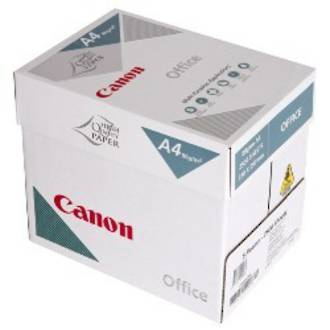 Canon Office Copy Paper, A4 80gsm, White, 5 Reams