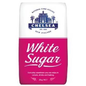 Chelsea White Sugar, 3kg