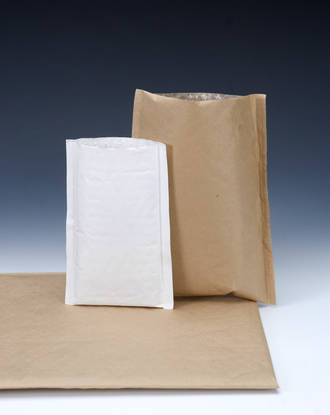 Bubble Padded Paper Bag 4 - 150mm x 210mm - 200 Bags