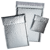 Thermal insulation bubble bag 490mm x 625mm + 50mm flap