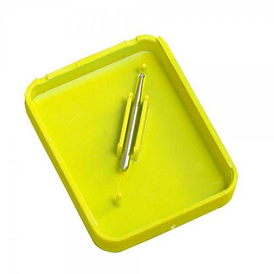 DRILL BURRS - YELLOW (LARGE)