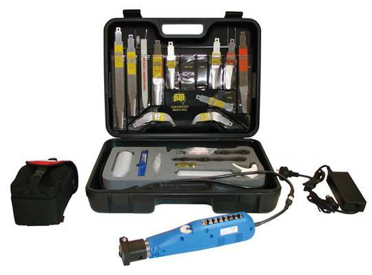 BTB E TOOL KIT -11 BLADE BATTERY POWERED