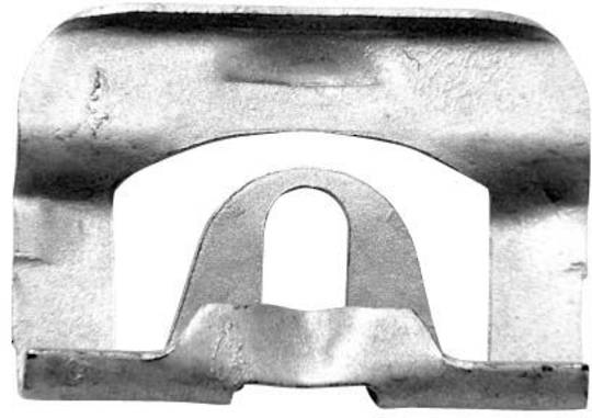 GENERAL MOTORS STEEL CLIPS