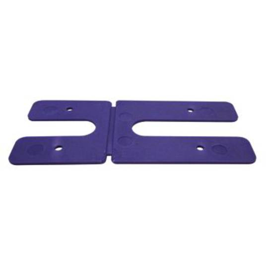 H PACKERS - PURPLE 1.0mm (100 pack)