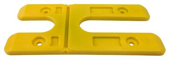 H PACKERS LONG - YELLOW 4.0mm (100 pack)
