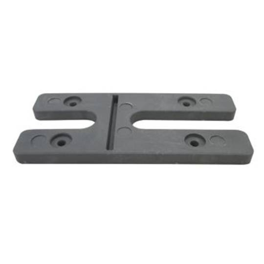 5.0MM H PACKERS - GREY (BOX OF 100)
