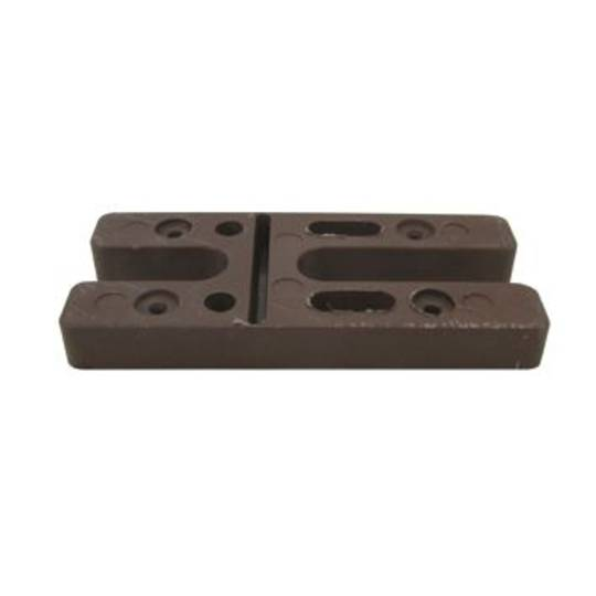 10.0MM H PACKERS - BROWN (BOX OF 100)