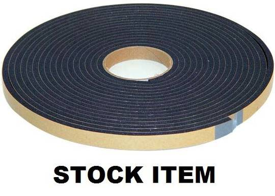 FOAM TAPE V1520 - 6.4mm x 9mm x 15.2m