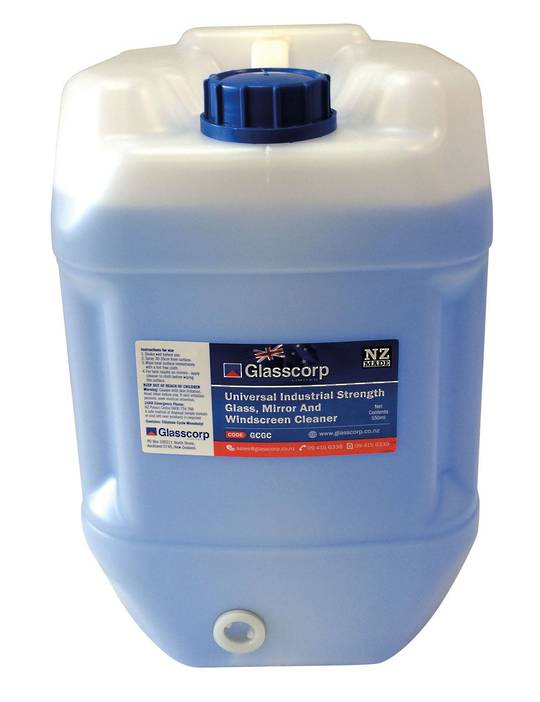 GLASSCORP GLASS CLEANER - 20 LITRE
