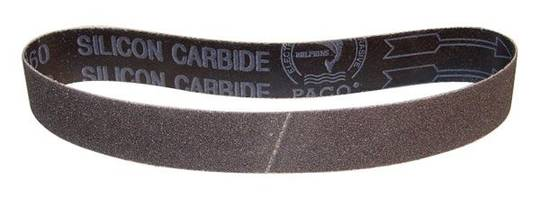 80 GRIT BELT - 30mm x 533mm