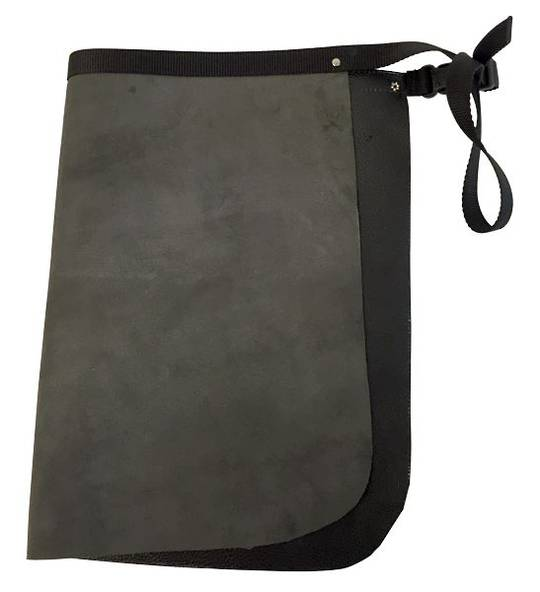 LEATHER APRON-LONG  NO POCKETS