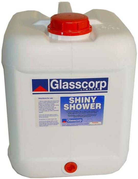 GLASSCORP SHINY SHOWER - 20L