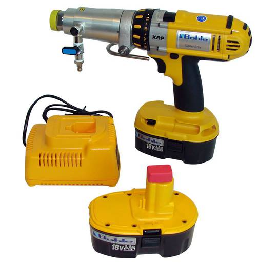 BOHLE CORDLESS WET DRILLING MACHINE