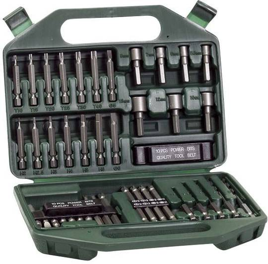 MAGNETIC 42 PIECE BIT SET