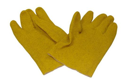 FUZZY DUCK GLOVES - X LARGE