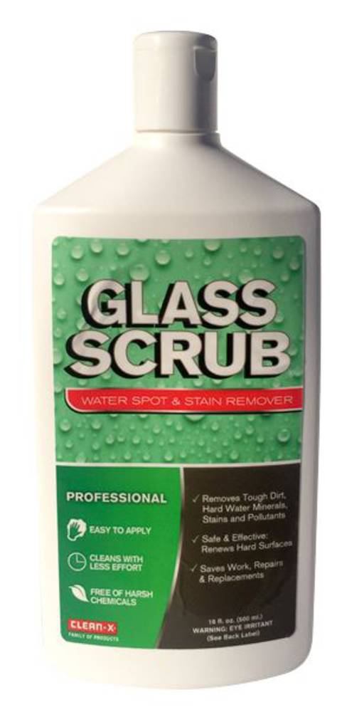 GLASS SCRUB - 500ml
