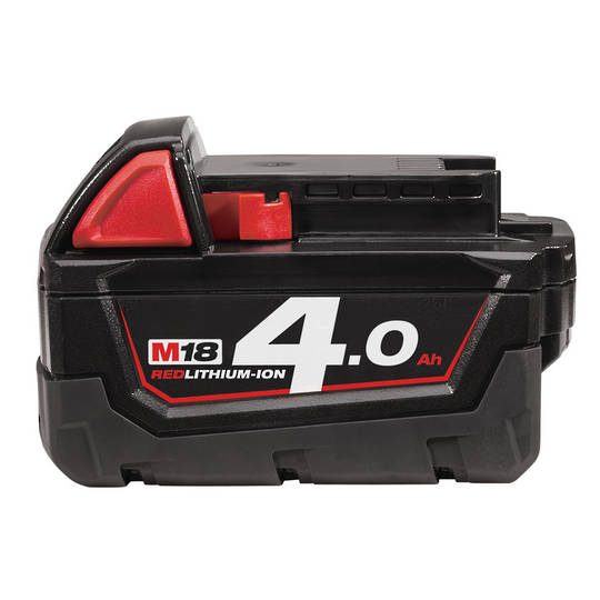 MILWAUKEE M18 REDLITHIUM 4.0Ah BATTERY