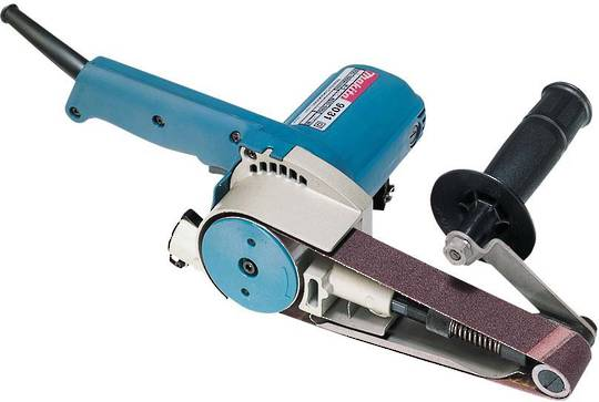 MAKITA BELT SANDER - 30mm x 533mm